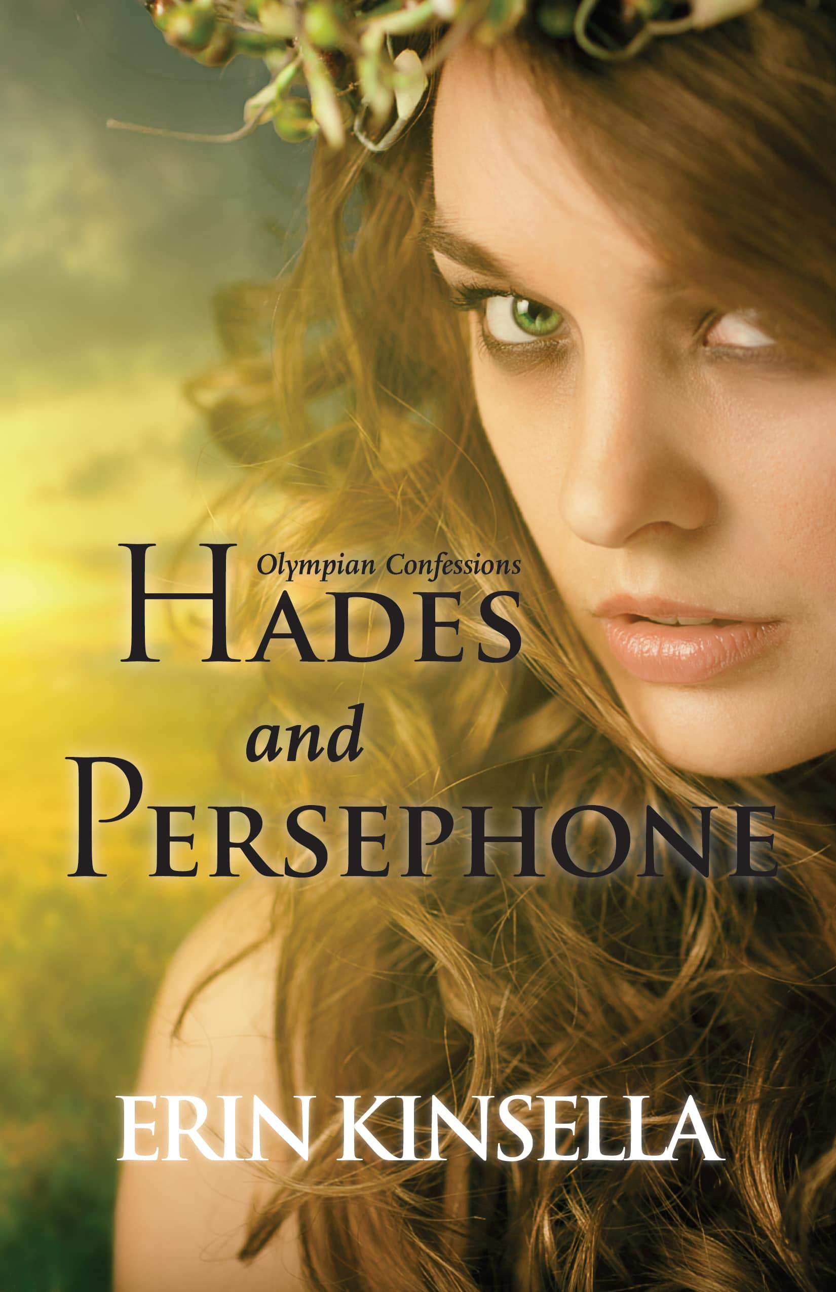 Olympian Confessions: Hades and Persephone Front Cover