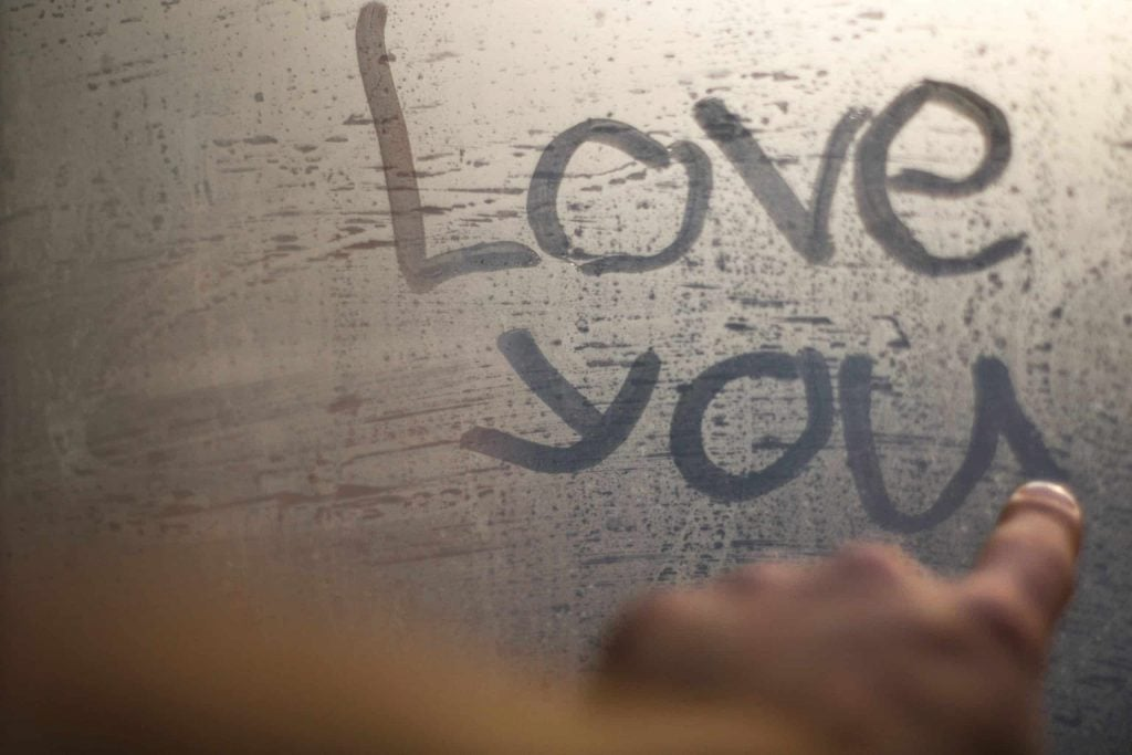 window sign love hand finger drawing writing draw romantic i love you love you writing on the window t20 nmlglK scaled